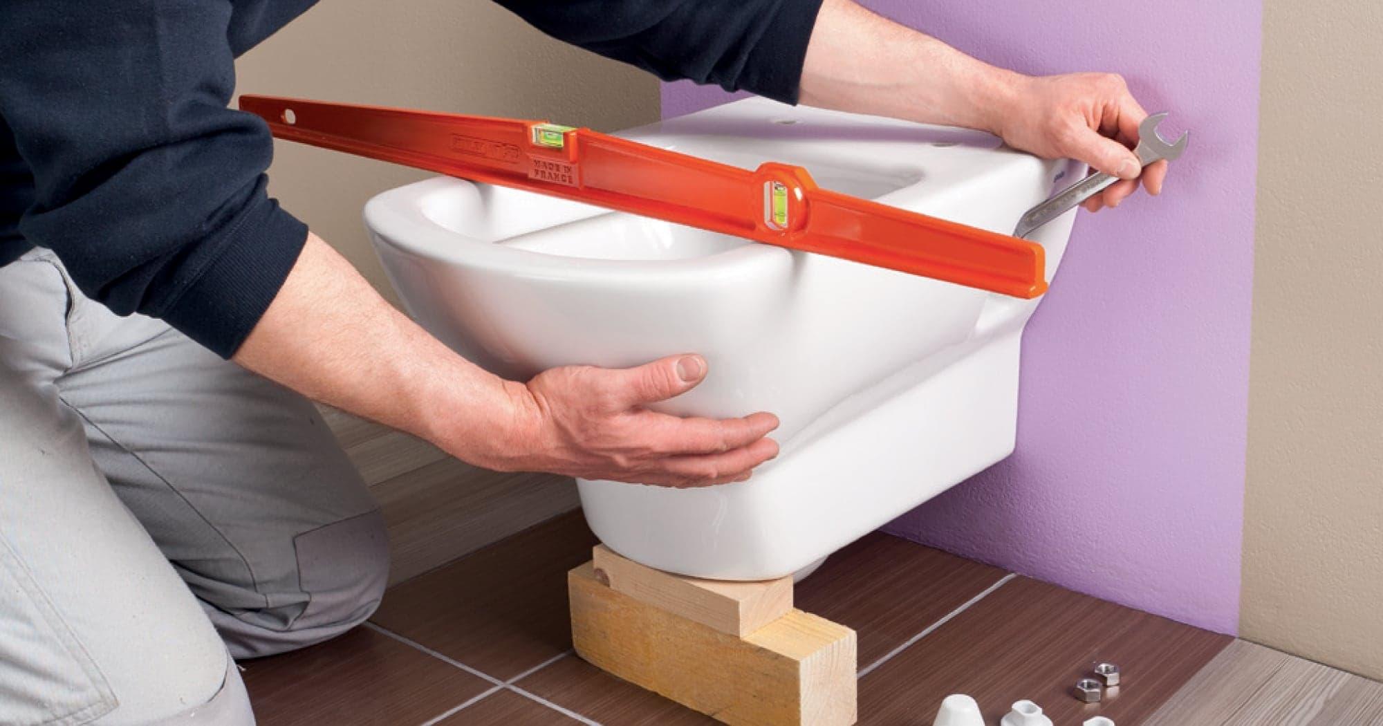 Wc Suspendu 4 Pieds fiche conseils : installer un wc suspendu sans souci avec mr